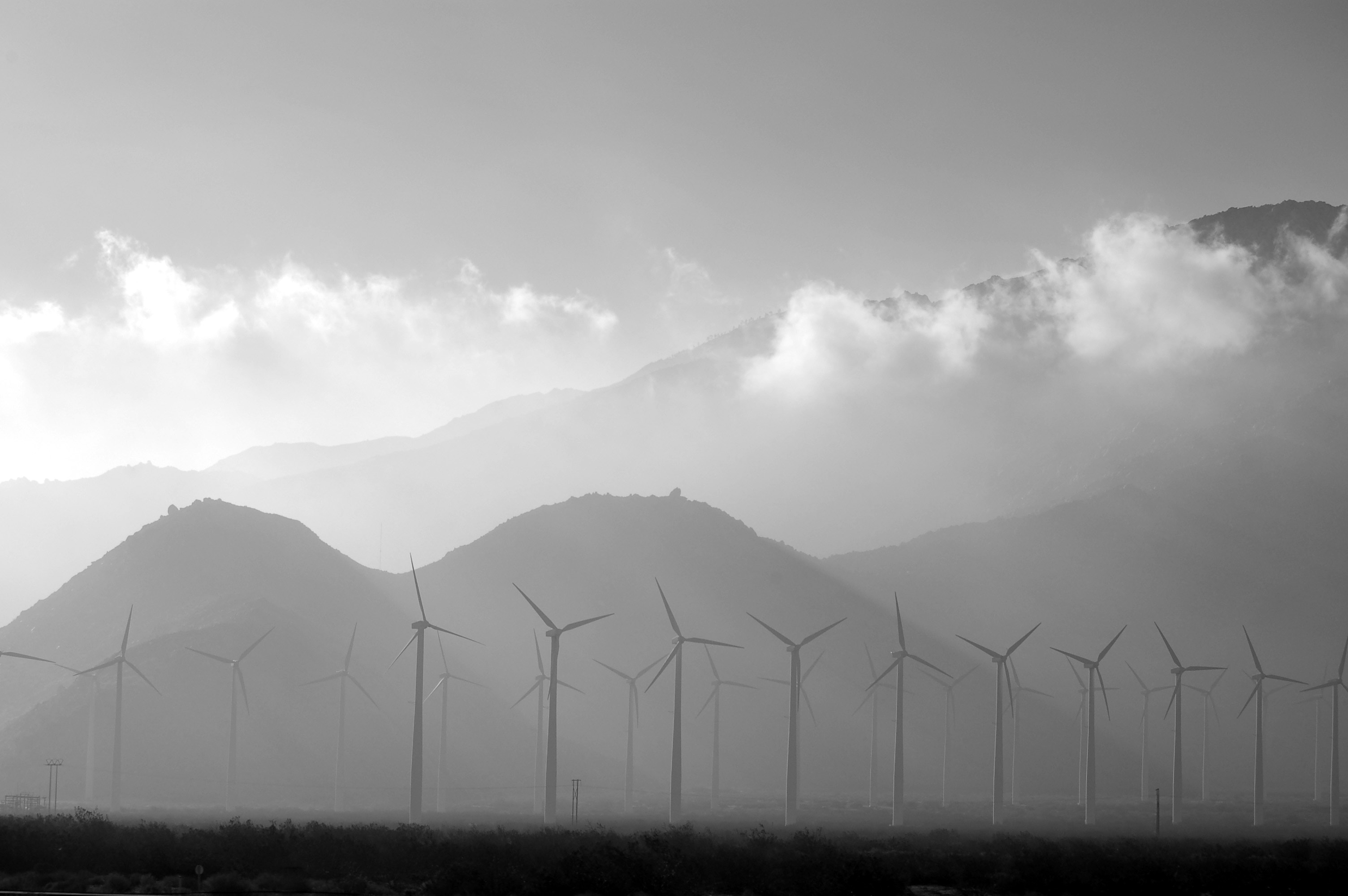 merchant risk turbines