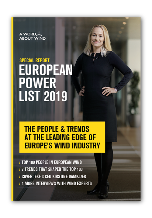 European Power List 2019