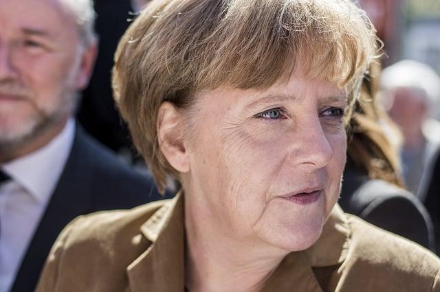 Angela Merkel by FNDE via Wikimedia Commons.png