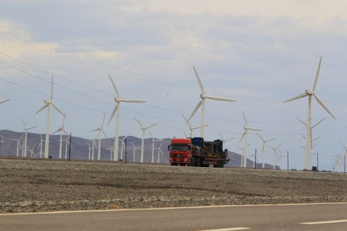 Wind farm in China by Asian Development Bank.jpg